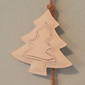 metalen HANGER kerstboom